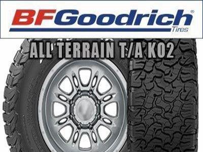 Bf goodrich - ALL TERRAIN T/A KO2