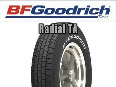 Bf goodrich - RADIAL T/A