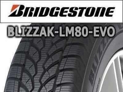 Bridgestone - Blizzak LM80 EVO