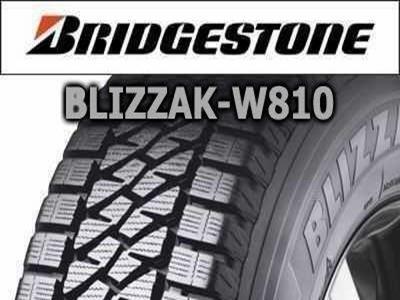 BRIDGESTONE Blizzak W810<br>225/70R15 112R