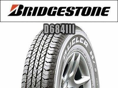 Bridgestone - D684III