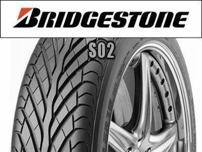 Bridgestone - S-02A