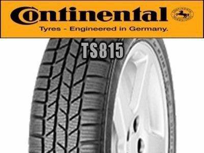 Continental - ContiContact TS 815