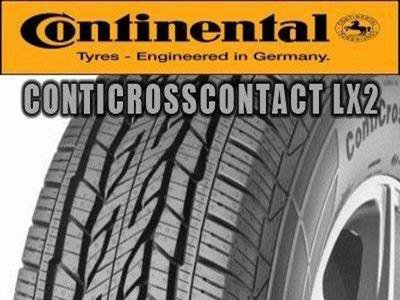 Continental - ContiCrossContact LX 2