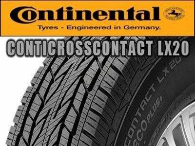 Continental - ContiCrossContact LX20