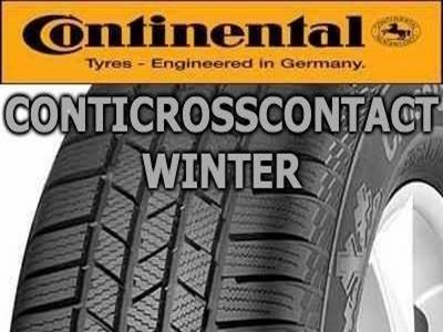 Continental - ContiCrossContact Winter