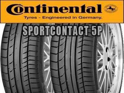 Continental - ContiSportContact 5