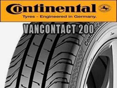 CONTINENTAL ContiVanContact 200
