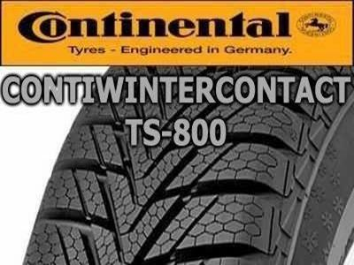 CONTINENTAL ContiWinterContact TS 800