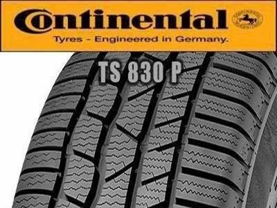 CONTINENTAL ContiWinterContact TS 830 P<br>205/50R17 93H
