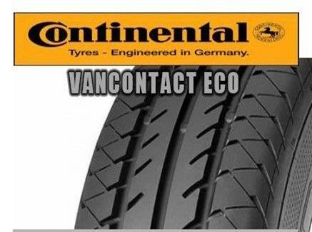 Continental - VancoEco