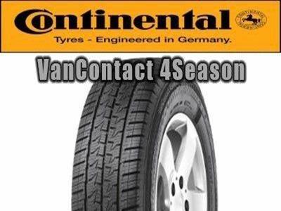 Continental - VanContact 4Season