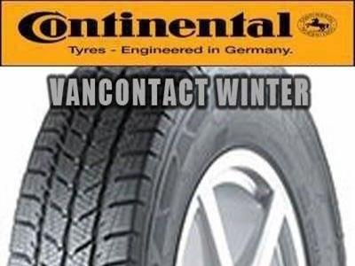 Continental - VanContact Winter