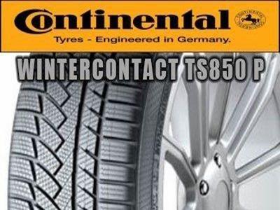 Continental - WinterContact TS 850 P