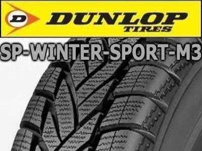 Dunlop - SP Winter Sport M3