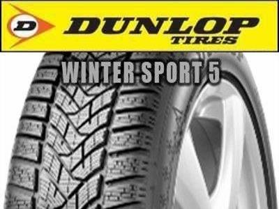 Dunlop - Winter Sport 5