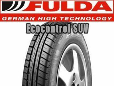Fulda - ECOCONTROL SUV