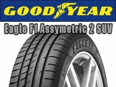 Goodyear - EAGLE F1 ASYMMETRIC 2 SUV