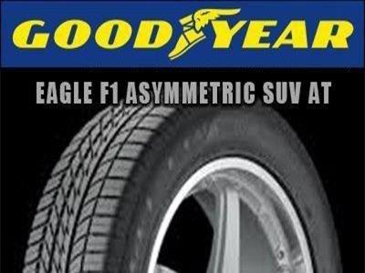 Goodyear - EAGLE F1 ASYMMETRIC SUV AT