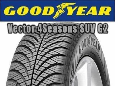 Goodyear - VECTOR 4SEASON SUV G2