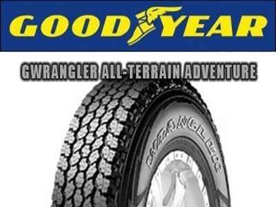 Goodyear - WRANGLER ALL-TERRAIN ADVENTURE