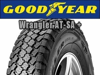 Goodyear - WRANGLER AT/SA +
