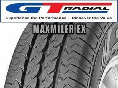Gt radial - MAXMILER EX
