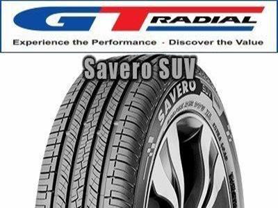 Gt radial - SAVERO SUV