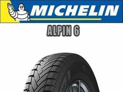 MICHELIN ALPIN 6<br>205/55R16 91T