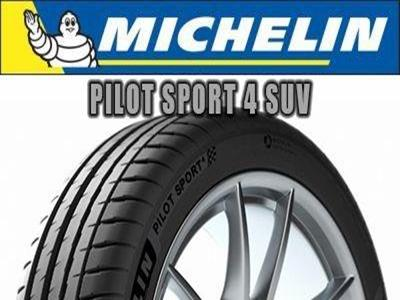 Michelin - PILOT SPORT 4 SUV