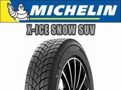 MICHELIN X-ICE SNOW SUV