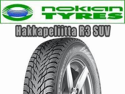 Nokian - Hakkapeliitta R3 SUV