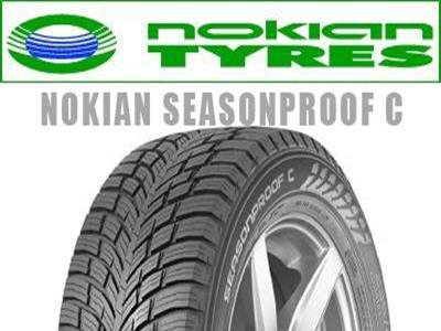 Nokian - NOKIAN SEASONPROOF C
