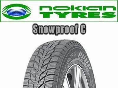 Nokian - Snowproof C