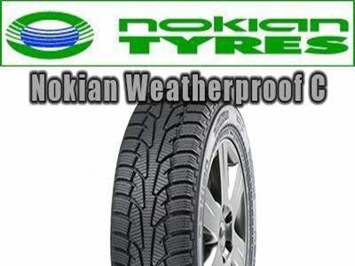 Nokian - Weatherproof C