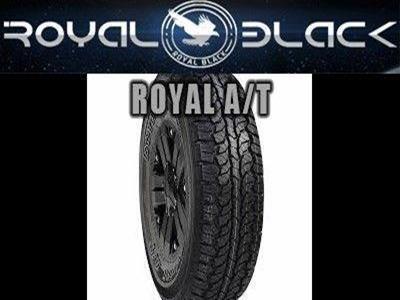 Royal black - Royal A/T