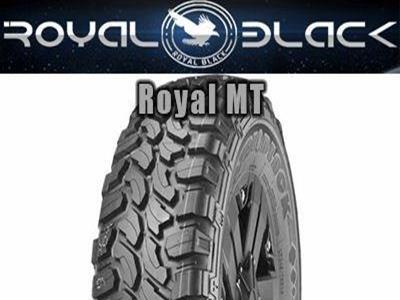 Royal black - Royal  M/T
