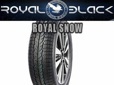 ROYAL BLACK Royal Snow<br>205/65R15 94H