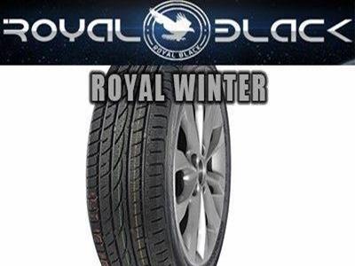 ROYAL BLACK Royal Winter<br>205/50R17 93H
