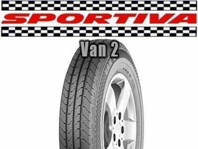 Sportiva - VAN 2