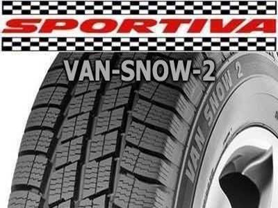 Sportiva - VAN SNOW 2