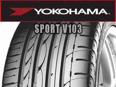 YOKOHAMA ADVAN Sport V103S<br>225/45R17 91W