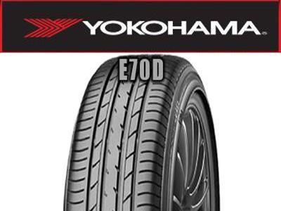 YOKOHAMA Decibel E70D