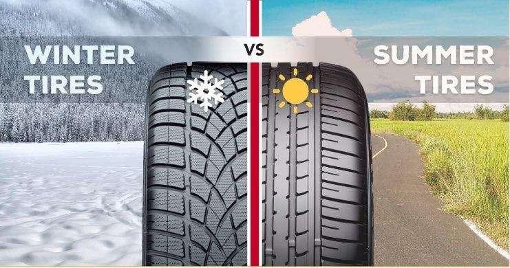 Zašto je neophodno skinuti zimske gume za vrijeme ljetnih vrućina?